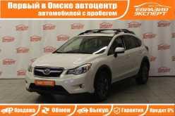 Омск Subaru XV 2015