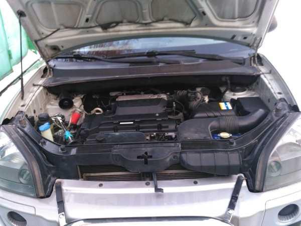 Hyundai Tucson, 2008 год, 555 000 руб.