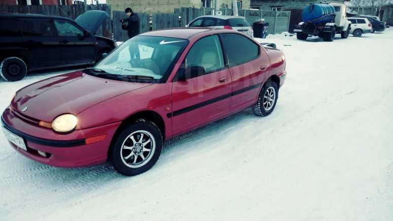 Chrysler Neon, 1996 год, 280 000 руб.