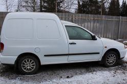 Шебалино Caddy 2002