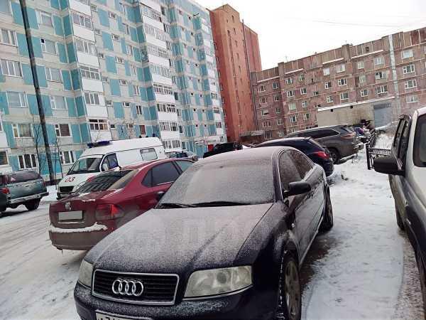 Audi A6, 2001 год, 310 000 руб.