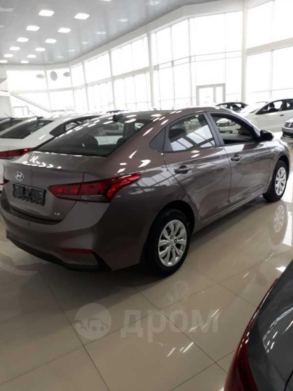 Hyundai Solaris, 2018 год, 795 000 руб.