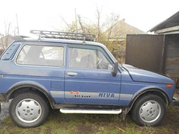 Лада 4x4 2121 Нива, 2005 год, 190 000 руб.