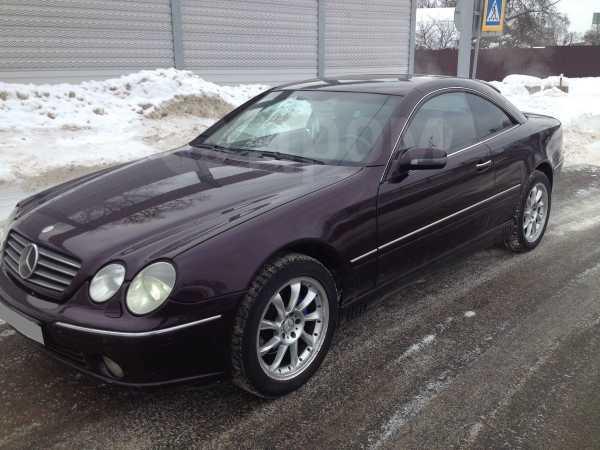 Mercedes-Benz CL-Class, 1999 год, 400 000 руб.