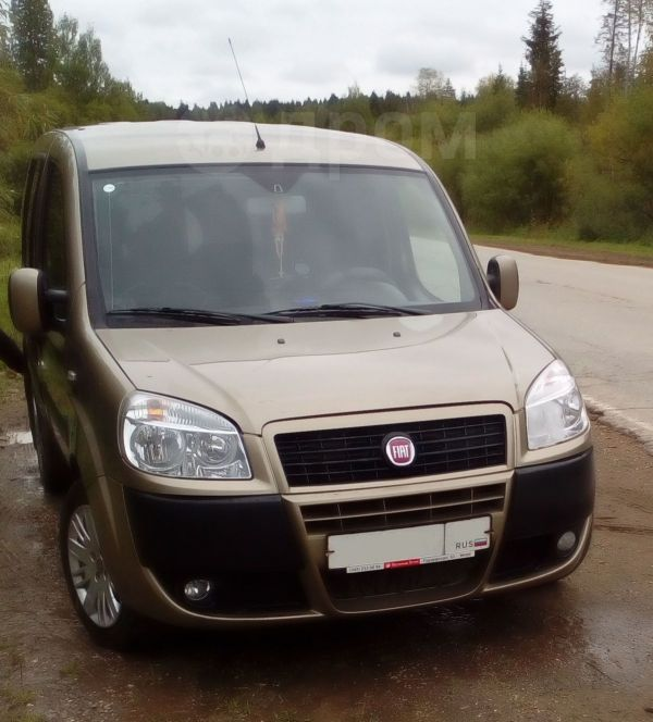 Fiat Doblo, 2012 год, 375 000 руб.
