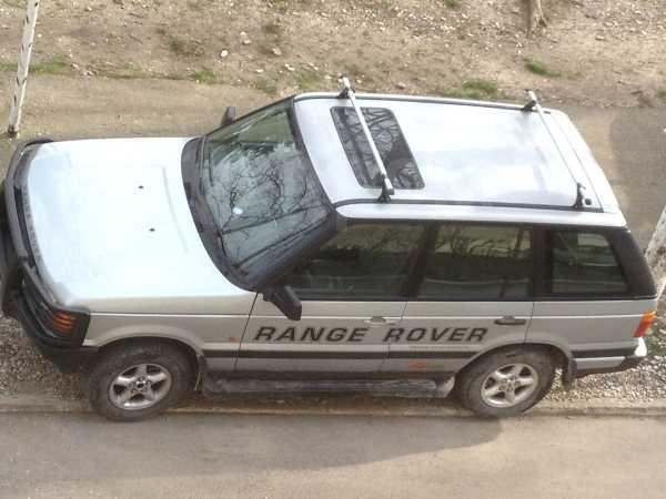 Land Rover Range Rover, 1997 год, 280 000 руб.