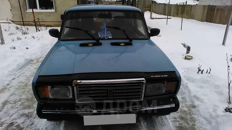 Лада 2107, 1988 год, 70 000 руб.
