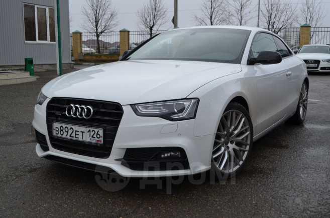 Audi A5, 2016 год, 1 850 000 руб.