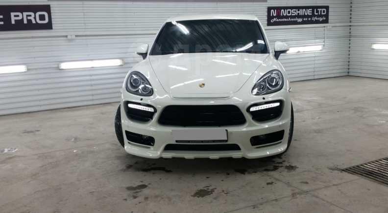Porsche Cayenne, 2011 год, 2 349 000 руб.