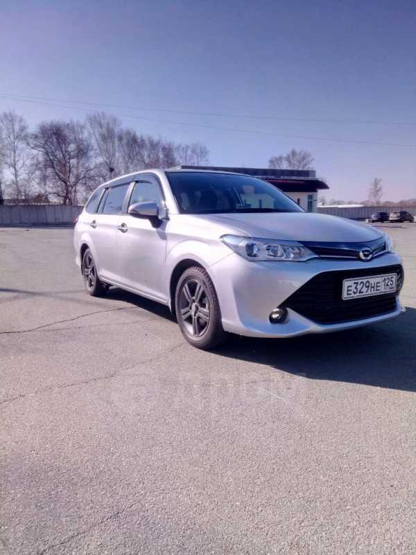 Toyota Corolla Fielder, 2016 год, 775 000 руб.