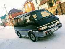 Новосибирск Bongo 1993
