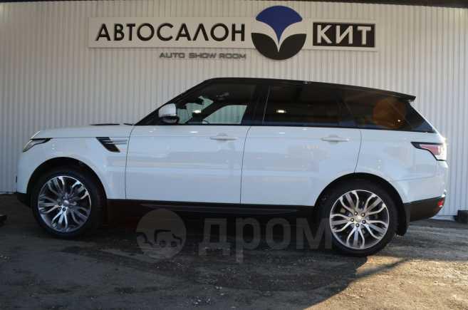 Land Rover Range Rover Sport, 2014 год, 3 050 000 руб.