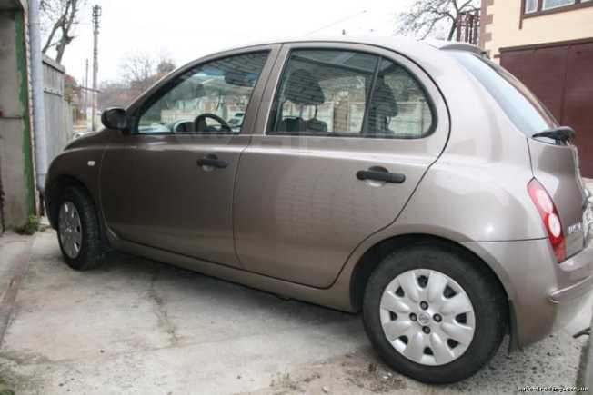 Nissan Micra, 2005 год, 245 000 руб.