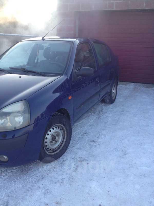 Renault Symbol, 2003 год, 120 000 руб.