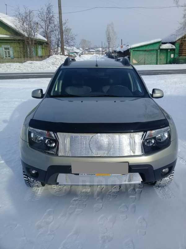 Renault Duster, 2014 год, 750 000 руб.