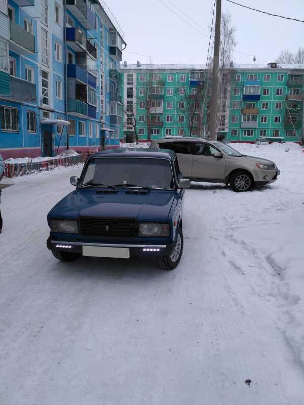 Лада 2107, 2001 год, 75 000 руб.