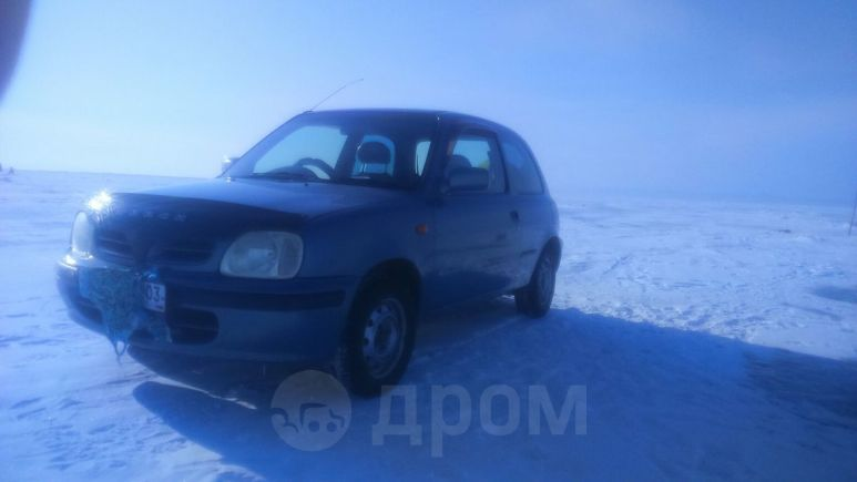 Nissan March, 2000 год, 105 000 руб.