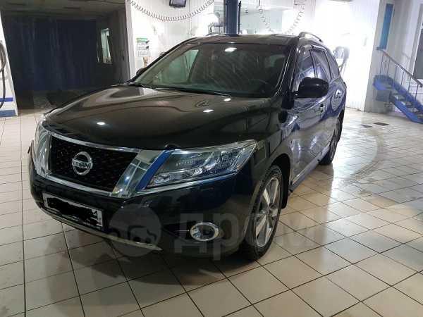 Nissan Pathfinder, 2015 год, 1 600 000 руб.