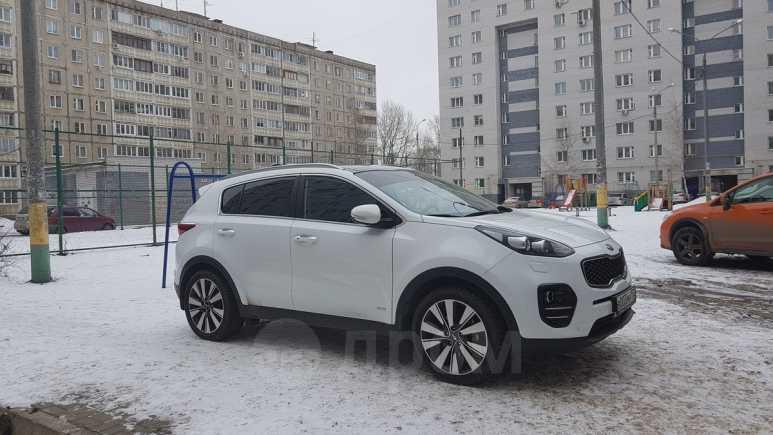 Kia Sportage, 2016 год, 990 000 руб.
