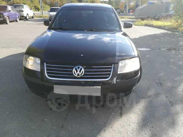 Volkswagen Passat, 2001 год, 210 000 руб.