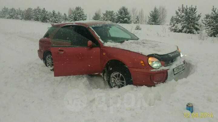 Subaru Impreza, 2000 год, 208 000 руб.