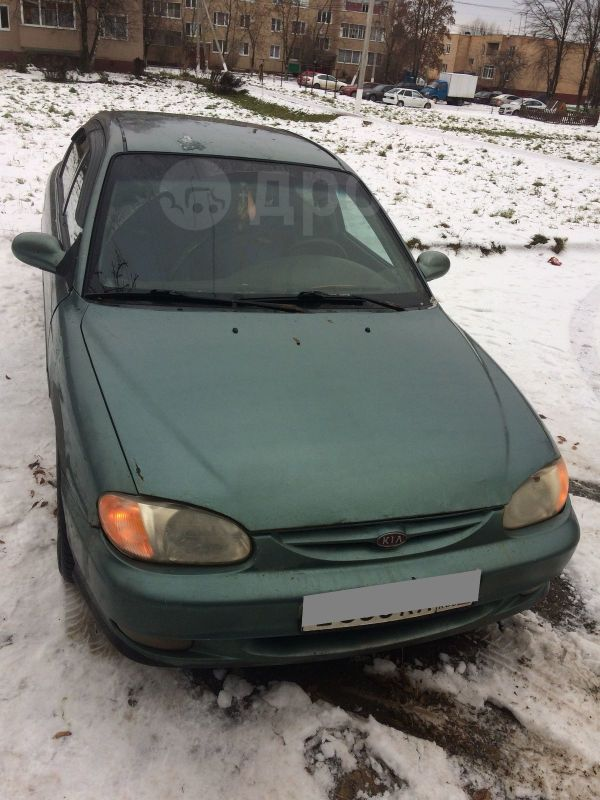 Kia Sephia, 2000 год, 60 000 руб.