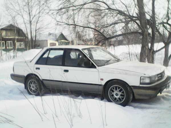 Nissan Bluebird, 1984 год, 20 000 руб.