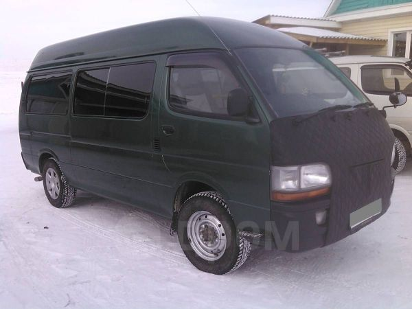 Toyota Hiace, 2002 год, 699 999 руб.
