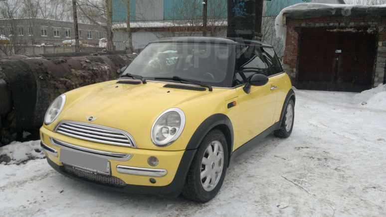 Mini Hatch, 2003 год, 360 000 руб.
