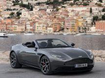 Aston Martin DB11 1 поколение, 10.2017 - н.в., Открытый кузов