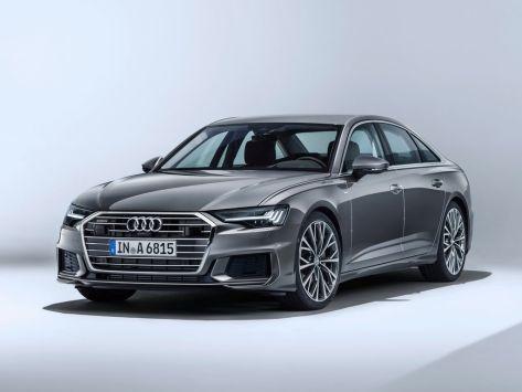 Audi A6 (C8) 03.2018 -  н.в.