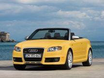 Audi RS4 3 поколение, 08.2005 - 08.2008, Открытый кузов