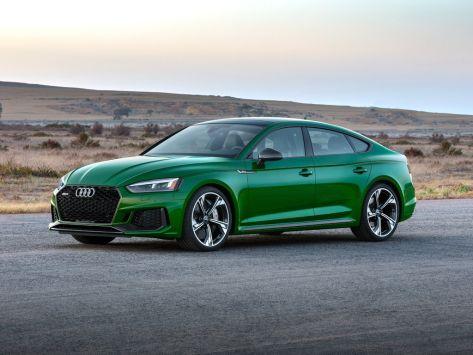 Audi RS5 (F5) 03.2018 - 10.2020