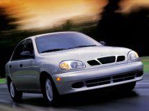 Daewoo Lanos рестайлинг, 1 поколение, 04.2000 - 10.2008, Седан