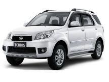 Daihatsu Terios рестайлинг 2009, suv, 2 поколение, J200