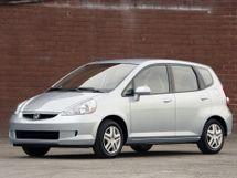 Honda Fit 2006, хэтчбек 5 дв., 1 поколение, GD