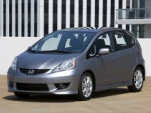Honda Fit 2008, хэтчбек 5 дв., 2 поколение, GE
