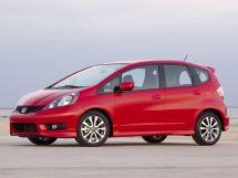 Honda Fit рестайлинг 2012, хэтчбек 5 дв., 2 поколение, GE