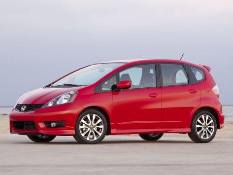 Honda Fit (GE) 02.2012 - 06.2015