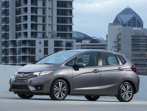 Honda Fit (GK) 01.2014 - 06.2017