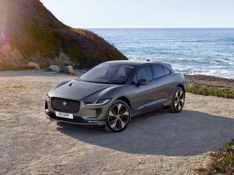 Jaguar I-Pace  03.2018 -  н.в.