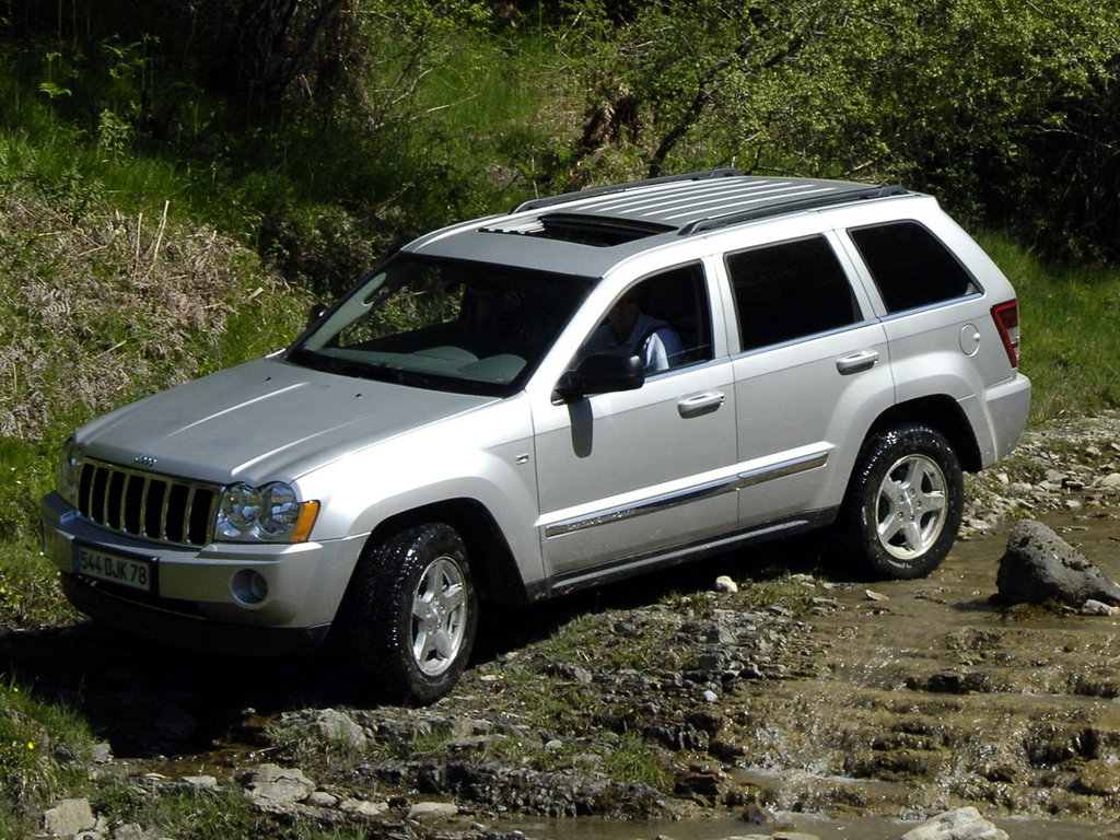 jeep grand cherokee 2004 2005 2006 2007 suv 3. Black Bedroom Furniture Sets. Home Design Ideas