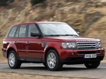 Land Rover Range Rover Sport 1 поколение, 05.2005 - 04.2009, Джип/SUV 5 дв.