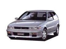 Mitsubishi Mirage 1987, хэтчбек 3 дв., 3 поколение
