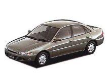 Mitsubishi Mirage 1991, седан, 4 поколение