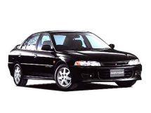 Mitsubishi Mirage 1995, седан, 5 поколение