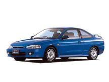 Mitsubishi Mirage рестайлинг 1997, купе, 5 поколение