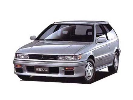 Mitsubishi Mirage  03.1987 - 09.1991