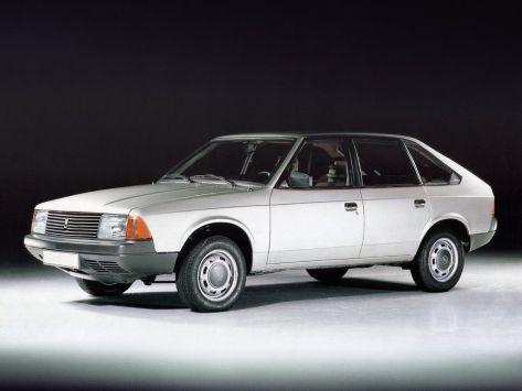 Москвич 2141  04.1985 - 11.1997