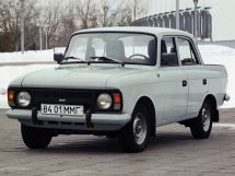 Москвич 412 2-й рестайлинг 1982, седан, 1 поколение, М-412ИЭ-028